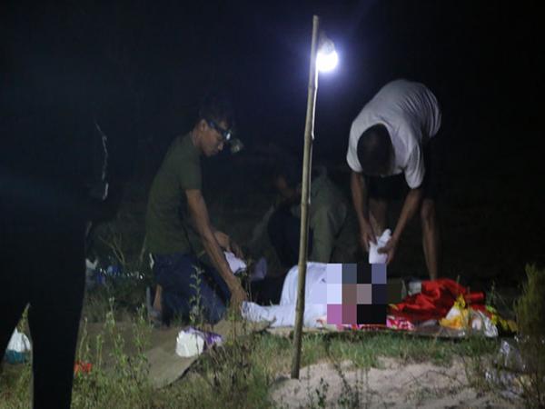 Nghệ An: Cán bộ địa chính xã đuối nước khi đưa con đi tắm mát