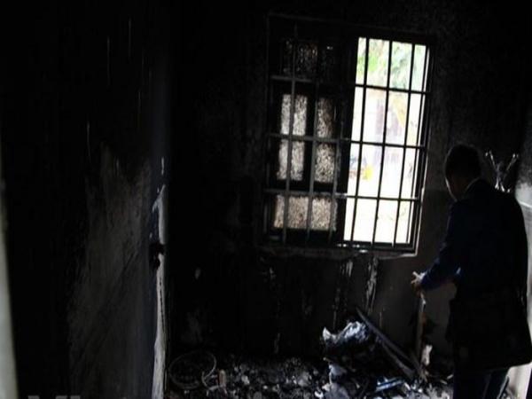 Nghi án chồng ủ mưu dùng xăng đốt vợ lúc đang ngủ rồi tự tử vì đòi ly hôn