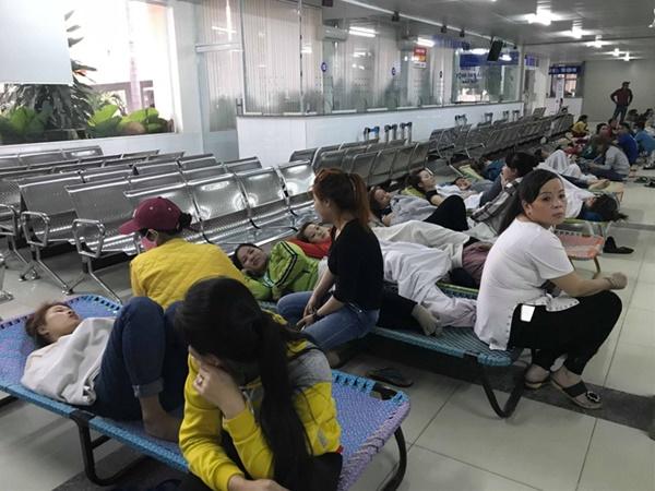 Nghi ngộ độc thực phẩm, hàng trăm công nhân nhập viện ở tỉnh Bình Dương