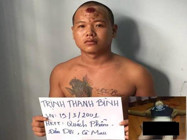Cận Tết, người phụ nữ Cà Mau bị trai trẻ 18 tuổi đâm chết trước mặt chồng