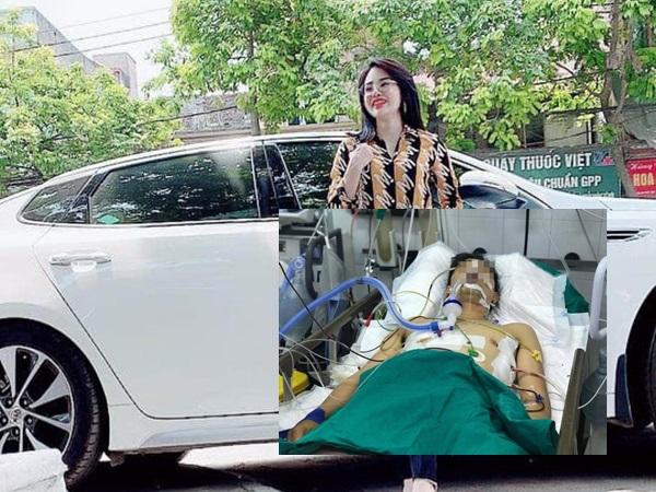 Cảm phục người phụ nữ chở tài xế Grab bị cướp đâm đi cấp cứu: Bị vu khống trục lợi nhưng vẫn muốn cứu người