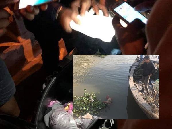 Mẹ ôm con nhảy cầu ở Hải Phòng: Thi thể em bé vắn số được tìm thấy sau 3 ngày