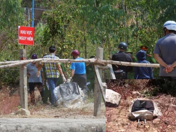 Nha Trang: Phát hiện thi thể trong vali được quấn chặt bằng băng keo