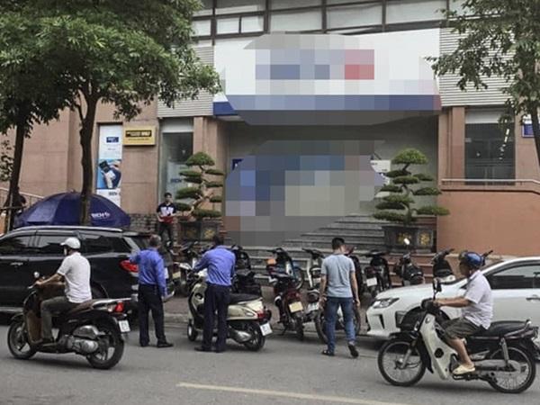 Nóng: Bắt 2 tên cướp nổ súng cướp gần 1 tỷ tại chi nhánh ngân hàng BIDV