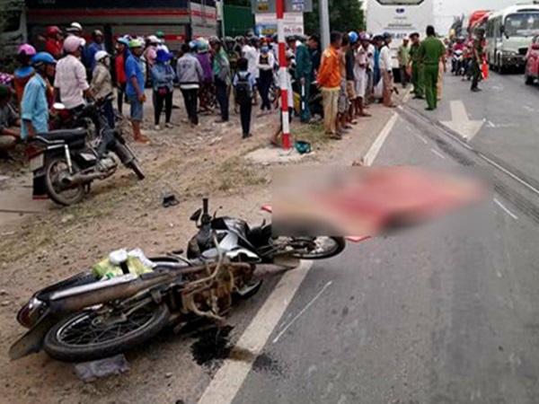 Thanh Hóa: Nữ sinh cấp 3 tử vong thương tâm trên đường đi bê tráp đám cưới về