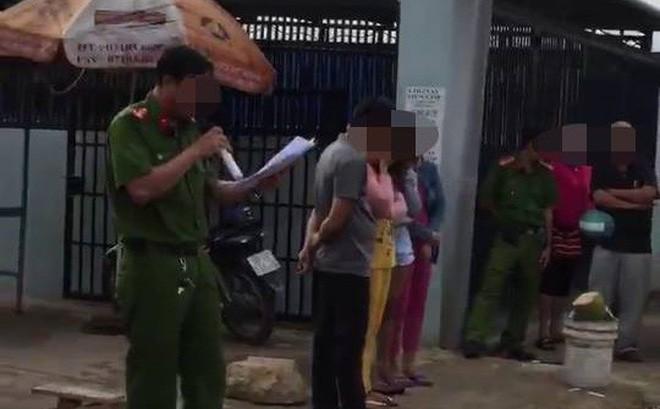 PGĐ Công an Kiên Giang nói về vụ bêu danh tính người bán dâm