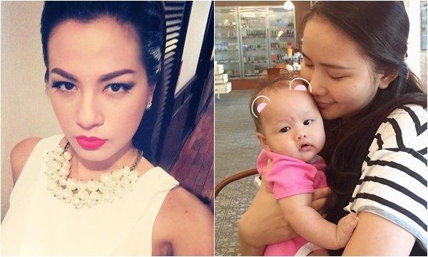 Phan Như Thảo tung bằng chứng tố Ngọc Thúy thuê giang hồ bắt cóc con gái?