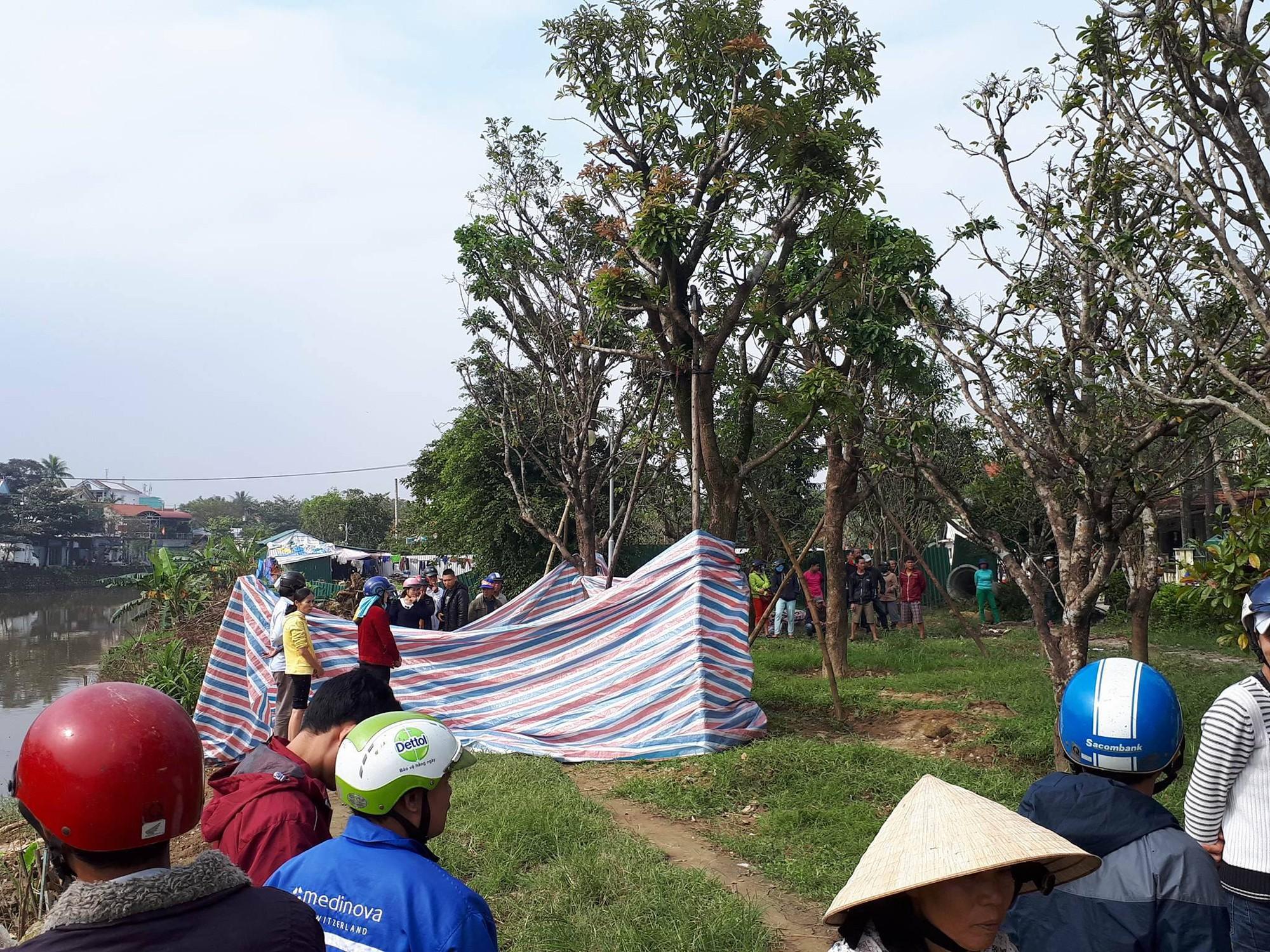 Huế: Hoảng hồn phát hiện thi thể nam sinh viên trôi trên sông An Cựu