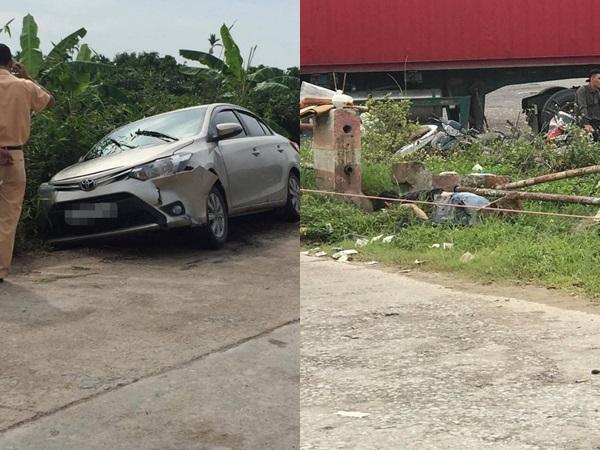 Vụ phát hiện thi thể người đàn ông bị bê tông đè lên: Nghi án giết người cướp ô tô