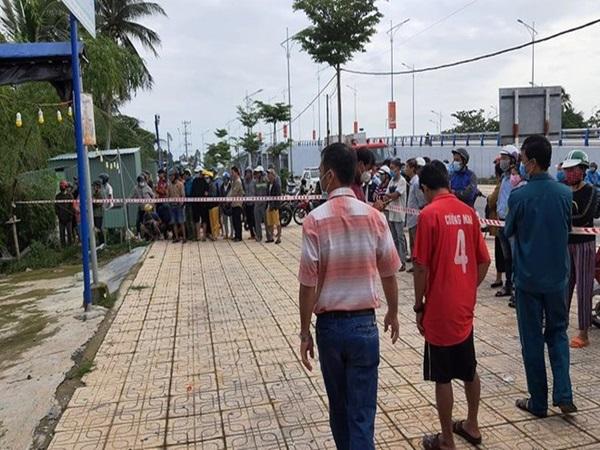Quảng Nam: Bàng hoàng phát hiện thi thể người phụ nữ mất tích hơn 10 ngày dưới mương nước