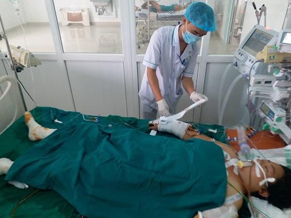 Thai phụ bị chồng tẩm xăng thiêu sống ở Kon Tum: Nạn nhân đã tử vong, bỏ lại 3 con nhỏ mồ côi
