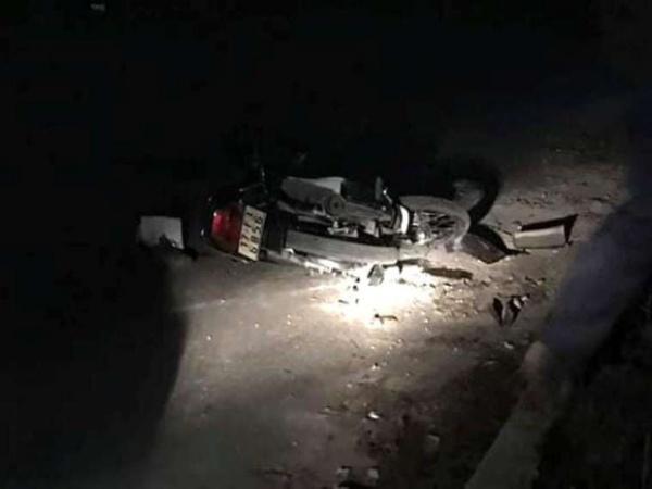 Tai nạn thương tâm: Trên đường về sau khi ăn cỗ ở nhà con gái, mẹ tử vong, con trai gãy chân ngay 28 Tết