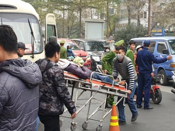 Tài xế gục chết trên vô lăng ngày cận Tết: Xung quanh nạn nhân có vết máu