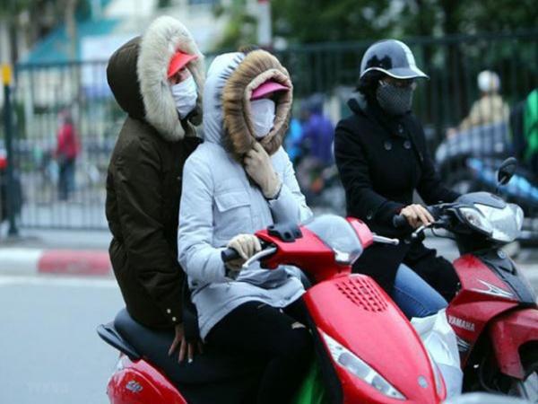 Tạm biệt nắng ấm, miền Bắc lại đón đợt không khí lạnh mới, nhiệt độ giảm mạnh từ đêm mai