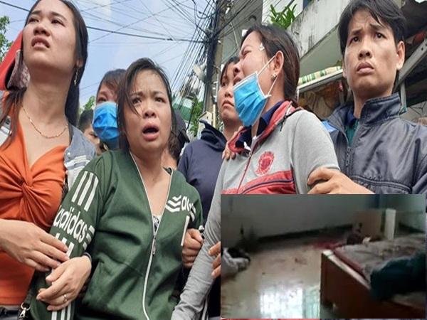 Thai phụ sắp sinh cùng chồng con tử vong trong phòng trọ ở Bình Dương: Hé lộ nguyên nhân đau lòng
