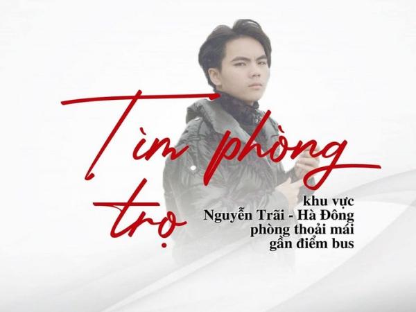 """Thanh niên bỗng """"nổi như cồn"""" vì đăng poster tìm phòng trọ xịn sò như MV ca nhạc, nhưng cuối cùng vẫn mếu máo vì sắp ở gầm cầu"""