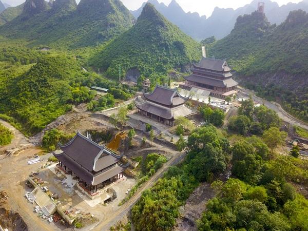 Thất thu ngân sách từ việc giao đất cho đại gia Xuân Trường xây chùa?