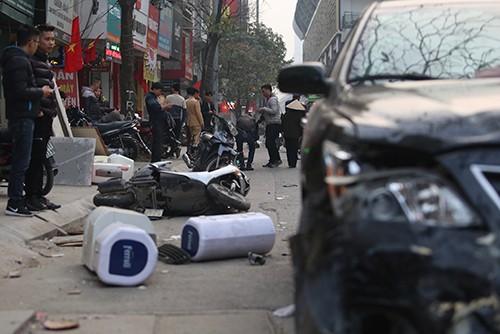 4 ngày nghỉ Tết Nguyên đán, gần 250 người thương vong do tai nạn giao thông - Ảnh 1