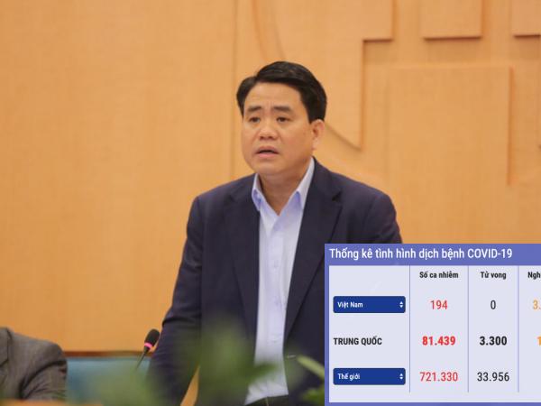 Tình hình dịch Covid-19 tại Việt Nam ngày 30/3: 203 ca dương tính, 53 bệnh nhân có kết quả âm tính 2-4 lần