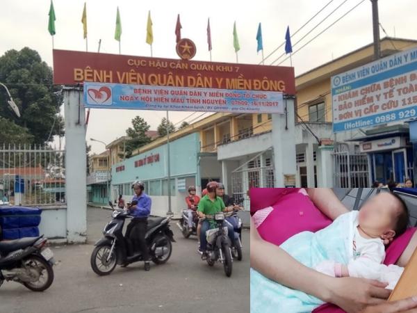 TP.HCM: Bé gái bị mẹ bỏ rơi sau sinh, nhiều y bác sĩ mong muốn nhận về nuôi