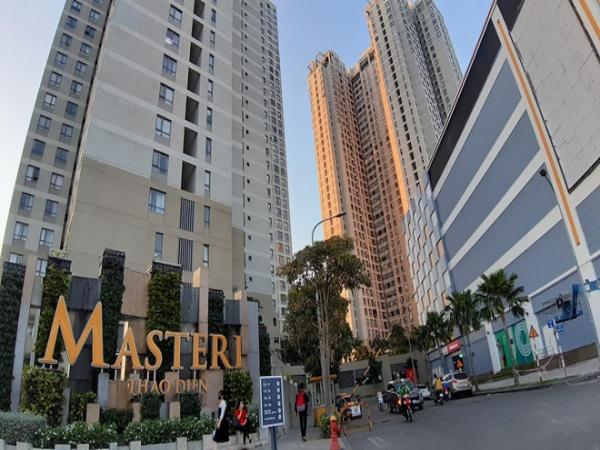 TP.HCM: Phong toả 1 tầng ở Masteri Thảo Điền vì có cư dân nguy cơ cao mắc Covid-19, liên quan đến quán bar Buddha