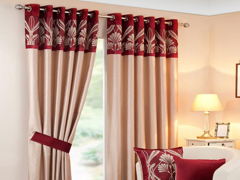 Mách bạn bí quyết mua rèm cửa trang trí cuối năm: Chọn đúng màu sắc để thêm vận may, gia tăng sản nghiệp - Ảnh 2