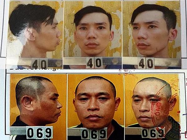 Trùm ma túy Huy 'Nấm Độc' cùng bạn tù trốn khỏi nhà giam