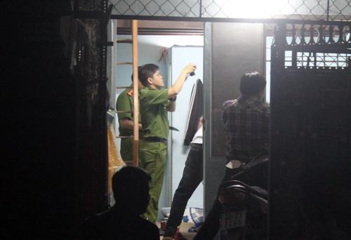 Trung úy CSGT Đồng Nai nổ súng gây chết người vì giải quyết mâu thuẫn cho bạn gái - Ảnh 1