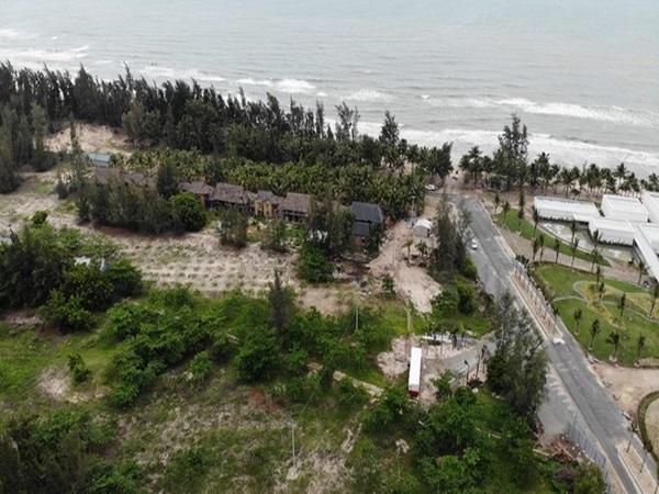 """""""Tuýt còi"""" siêu dự án Thanh Long Bay rao bán nhà trên giấy"""