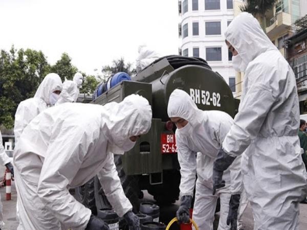 Việt Nam ghi nhận thêm 4 ca nhiễm Covid-19: 1 người liên quan đến bệnh viện Bạch Mai, tổng số 222 ca