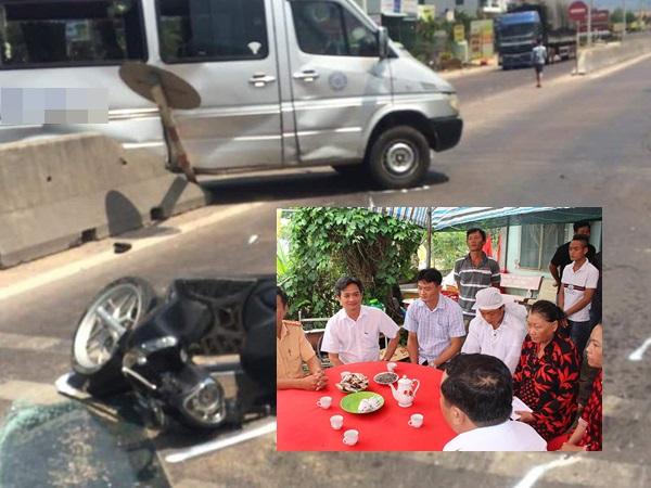Hai vợ chồng cùng con gái 4 tuổi tử vong thương tâm trên đường về quê: Hoàn cảnh khó khăn, xa quê làm thuê kiếm tiền nuôi con
