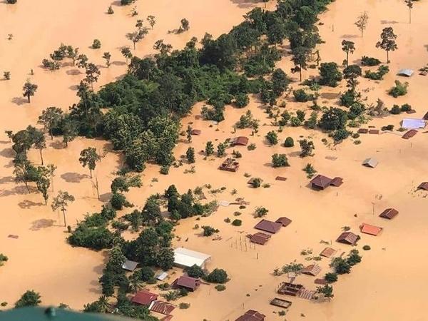 Vỡ đập thủy điện ở Lào có ảnh hưởng đến Việt Nam?