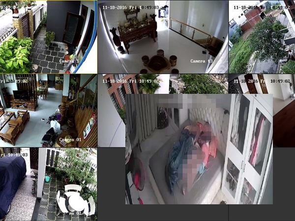 Lén lắp camera trong nhà để bắt trộm, nào ngờ vợ phát hiện bí mật động trời của ông chồng mẫu mực