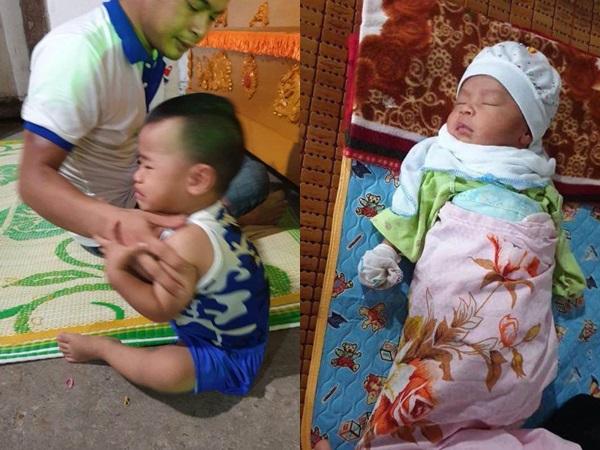 Vợ mất sau sinh, con thơ khát sữa mẹ, bố Yên Bái nghẹn họng nghe con trai lớn nói