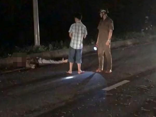 Bình Dương: Vợ sắp cưới bàng hoàng phát hiện chồng tử vong trên đường cạnh chiếc xe mới trả góp 2 tháng