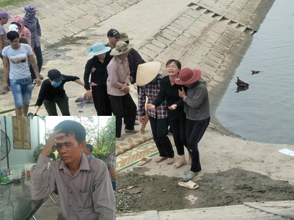 Vụ 3 học sinh chết đuối ở Hải Dương: Tâm sự đau đớn của ông nội các nạn nhân