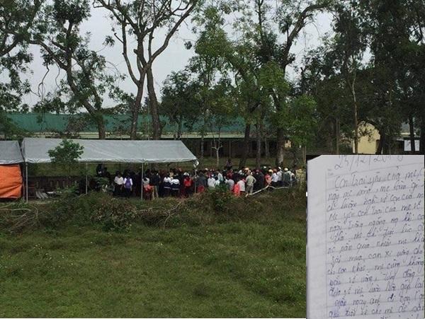 Người mẹ trẻ nhảy cầu để lại thư tuyệt mệnh cho con trai 2 tuổi: Người thân khóc ngất khi tìm thấy thi thể