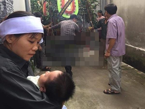 Vụ truy sát cả nhà em ruột ở Đan Phượng: Bé gái 48 ngày tuổi đang thiếu sữa mẹ