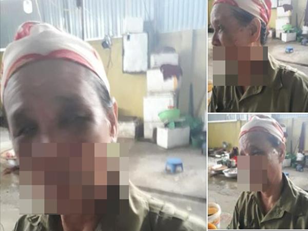 Thực hư thông tin cụ bà bị con dâu bạo hành, không cho ăn cơm, con trai làm ngơ không quan tâm