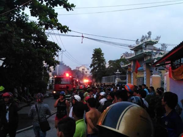 3 người phụ nữ thương vong trong căn nhà cháy ở quận 9 - Ảnh 5