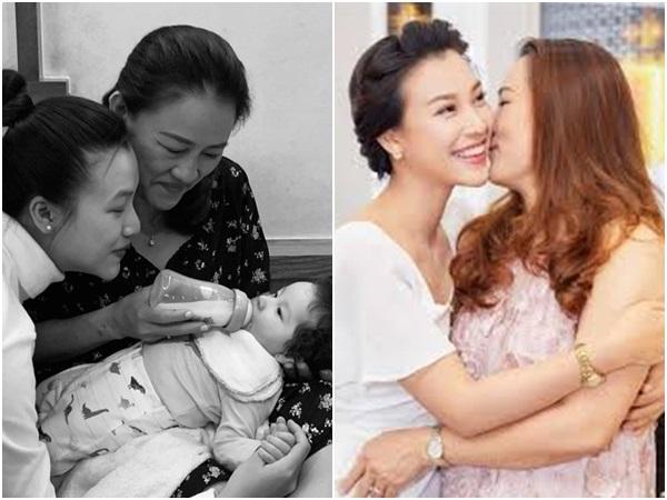 'Con mệt rồi' – MC Hoàng Oanh đăng dòng trạng thái buồn gửi mẹ khiến cư dân mạng lo lắng