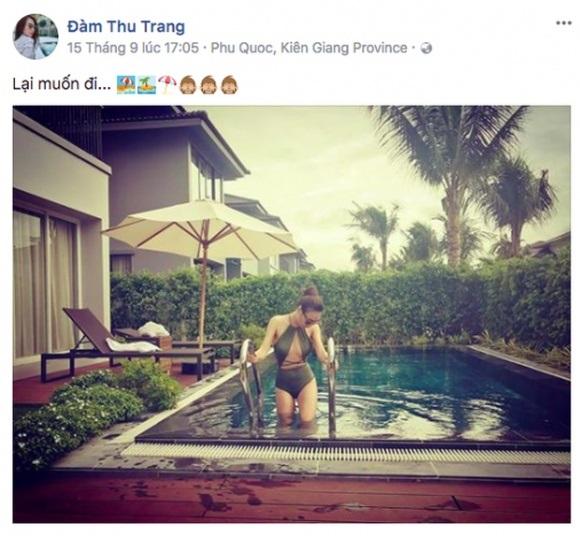Rộ nghi án Cường Đô la đã thân thiết với Đàm Thu Trang khi đang là bạn trai Hạ Vi - Ảnh 6