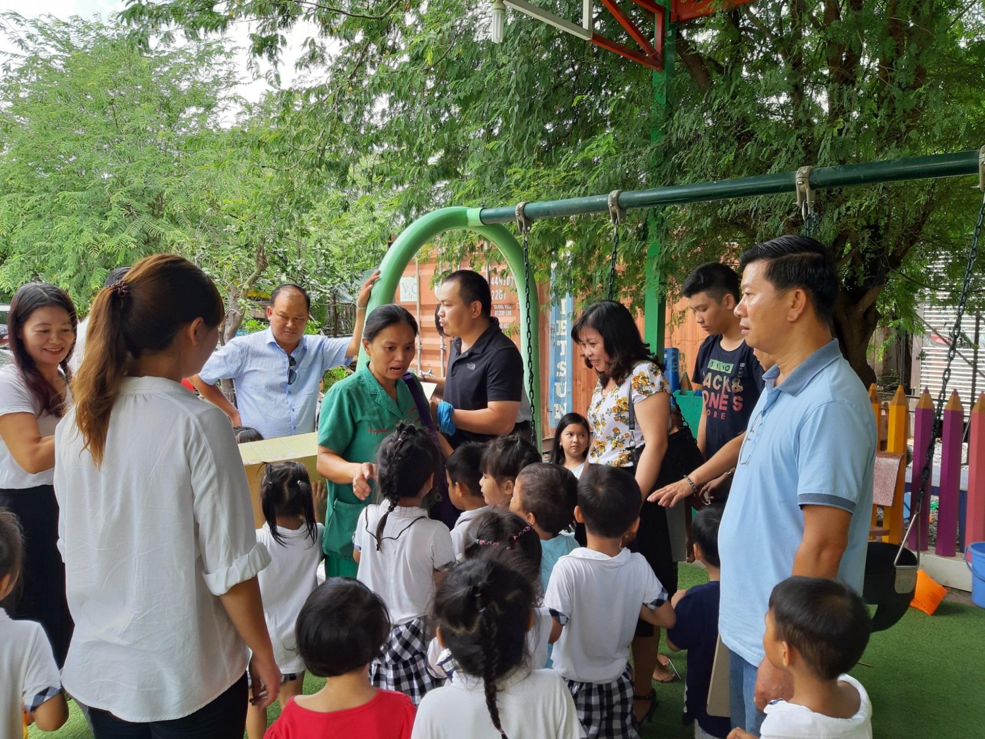 Chuỗi chương trình từ thiện 3 ngày của Hội đá ốp lát Sài Gòn kỷ niệm 10 năm thành lập - Ảnh 8