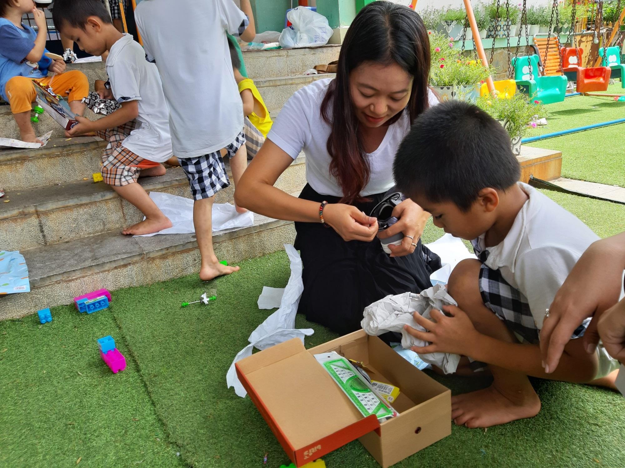 Chuỗi chương trình từ thiện 3 ngày của Hội đá ốp lát Sài Gòn kỷ niệm 10 năm thành lập - Ảnh 13