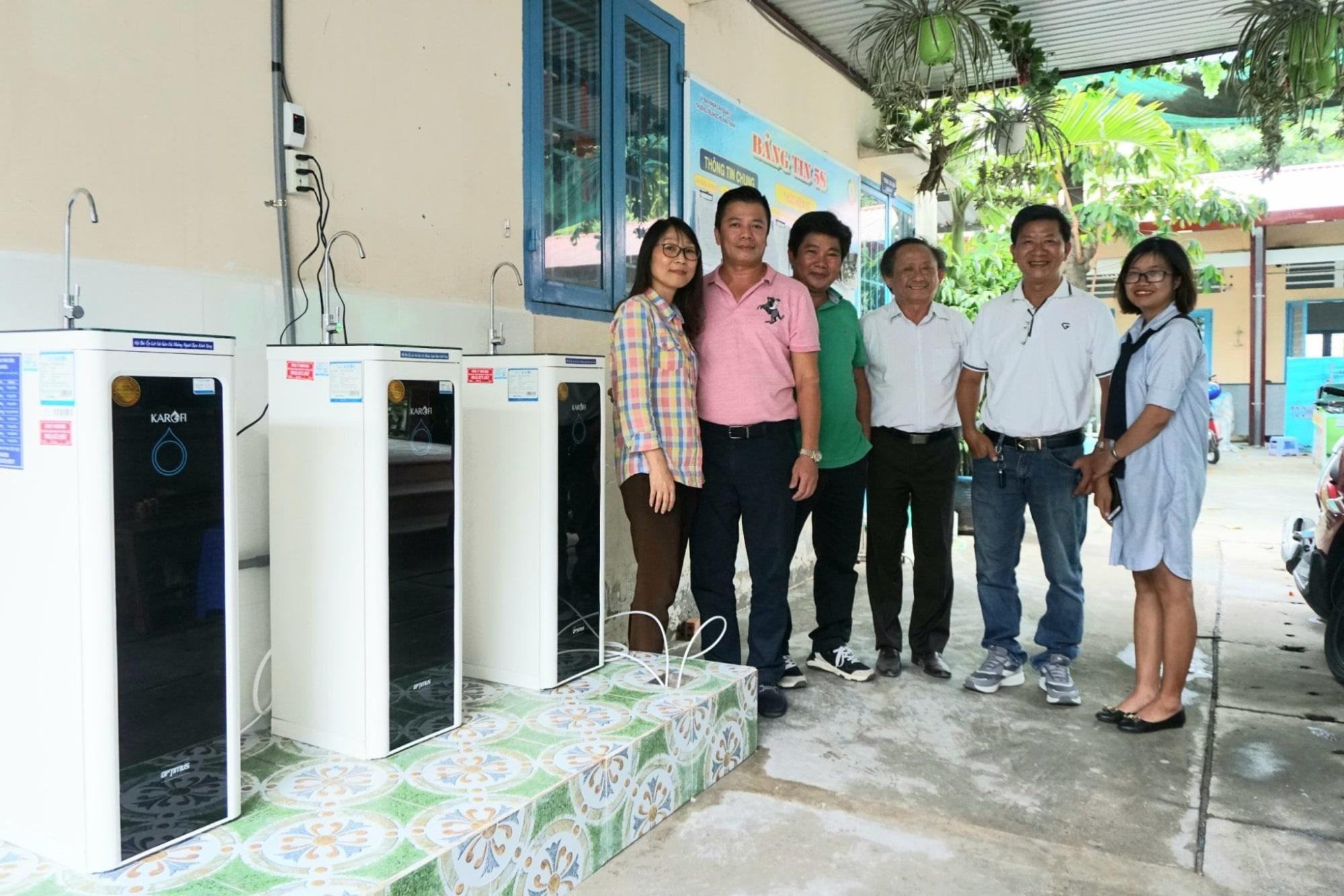 Chuỗi chương trình từ thiện 3 ngày của Hội đá ốp lát Sài Gòn kỷ niệm 10 năm thành lập - Ảnh 2