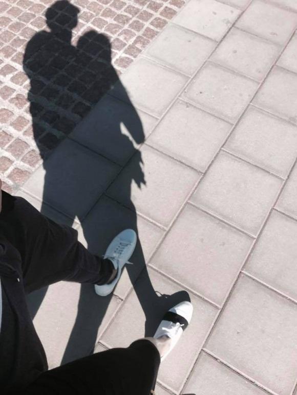 Hồ Ngọc Hà đăng ảnh hẹn hò