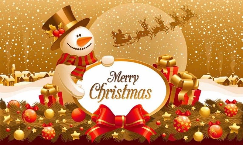 Lời chúc ý nghĩa dành tặng người thân và bạn bè vào lễ Giáng sinh 2018
