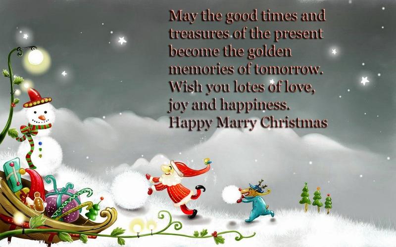 Tổng hợp những lời chúc Giáng sinh bằng tiếng Anh hay và ý nghĩa nhất