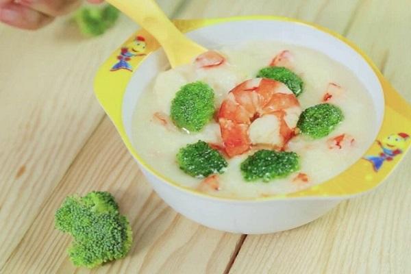 Tổng hợp những công thức nấu cháo cho bé ăn dặm thơm ngon bổ dưỡng