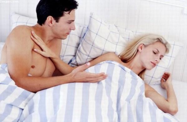 8 dấu hiệu cho thấy cơ thể bạn đang thiếu sex - Ảnh 1